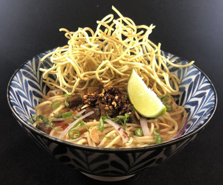Curry Khawsa (Khao-Soi)