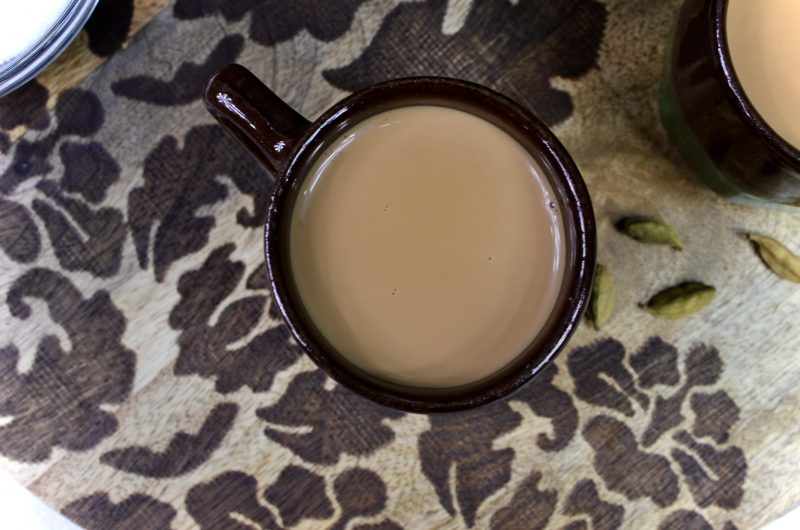 Dhaba Chai (Tea)