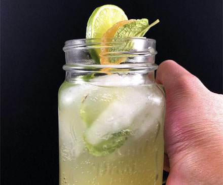 Non Alcoholic Ginger Beer