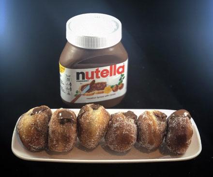 7Italian Bomboloni Donuts